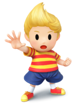Lucas (Super Smash Bros ) - WikiBound